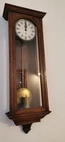Gustav Becker - a serious - antique wall clock