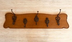 Chippendale style wall hallway hanger