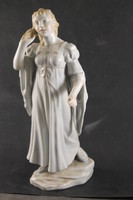 Herend signed ophthalmic statue 900