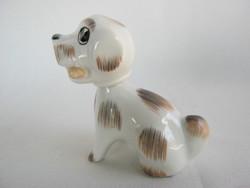 Aquincum porcelain dog