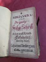 Biblia Sacra 1683