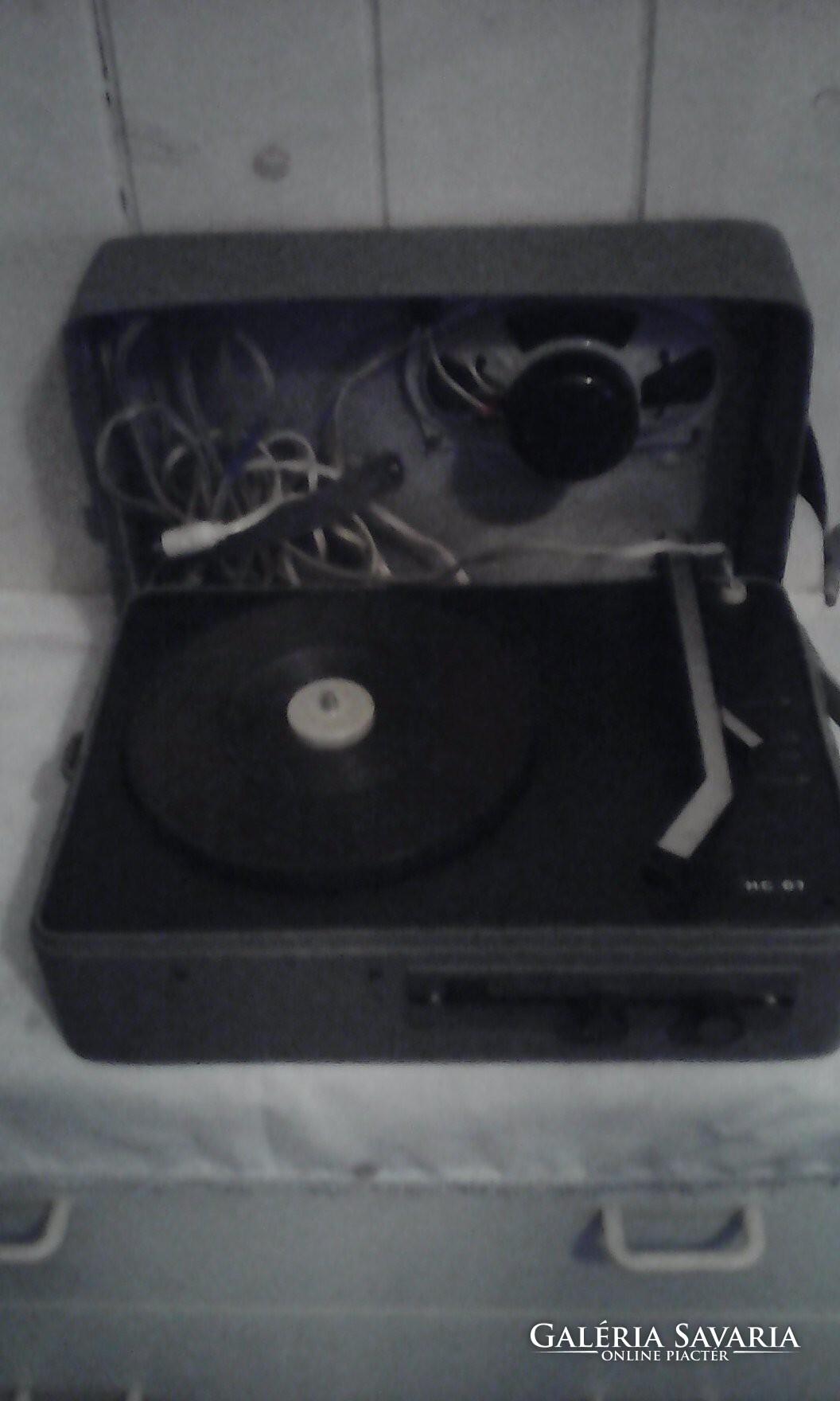 db6952b6de Record player, supraphon ge 070 - Music | Galeria Savaria online ...