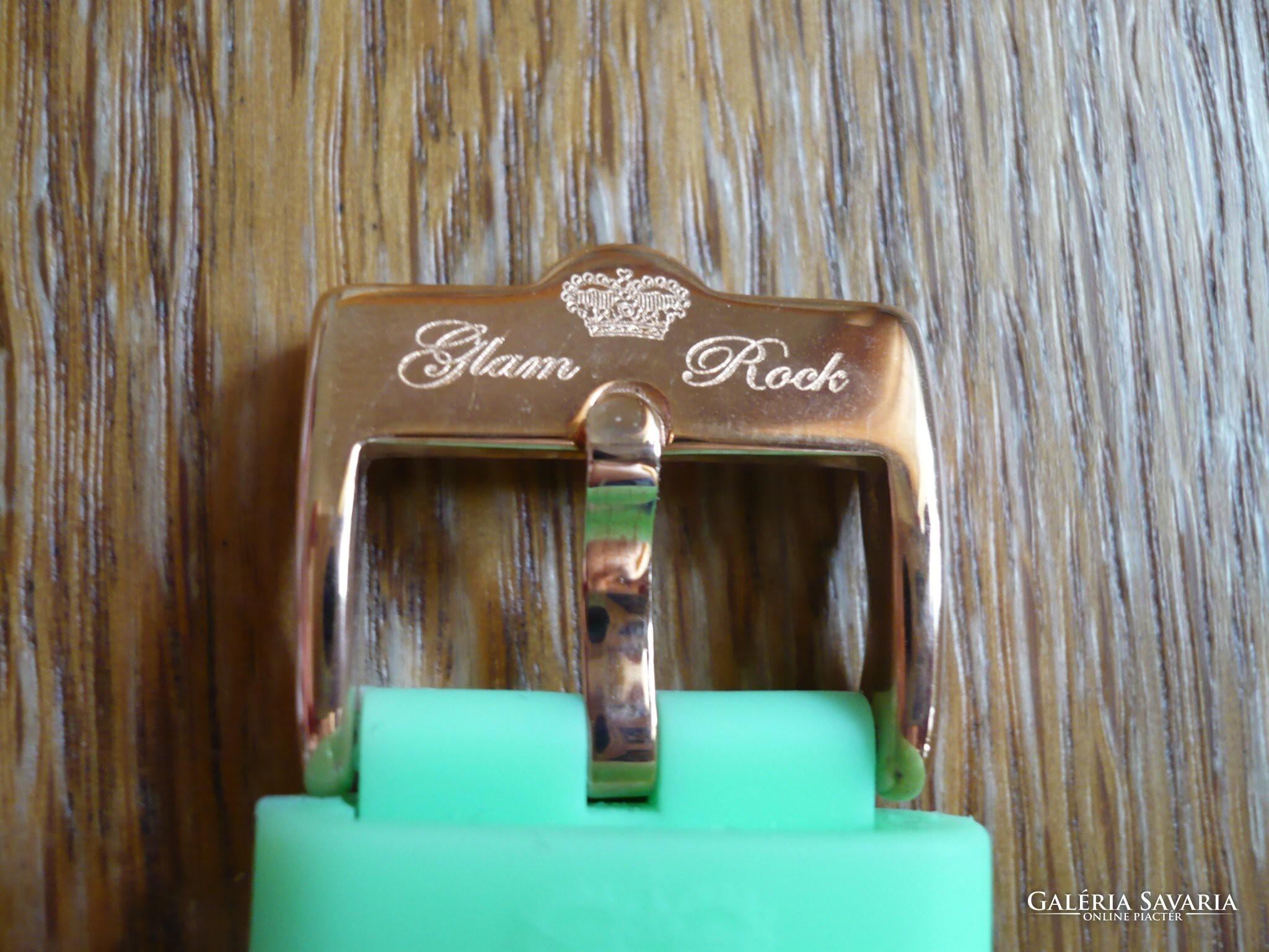 Glam Rock Miami Beach uniszex kronográf - Óra  a03fa65f7e