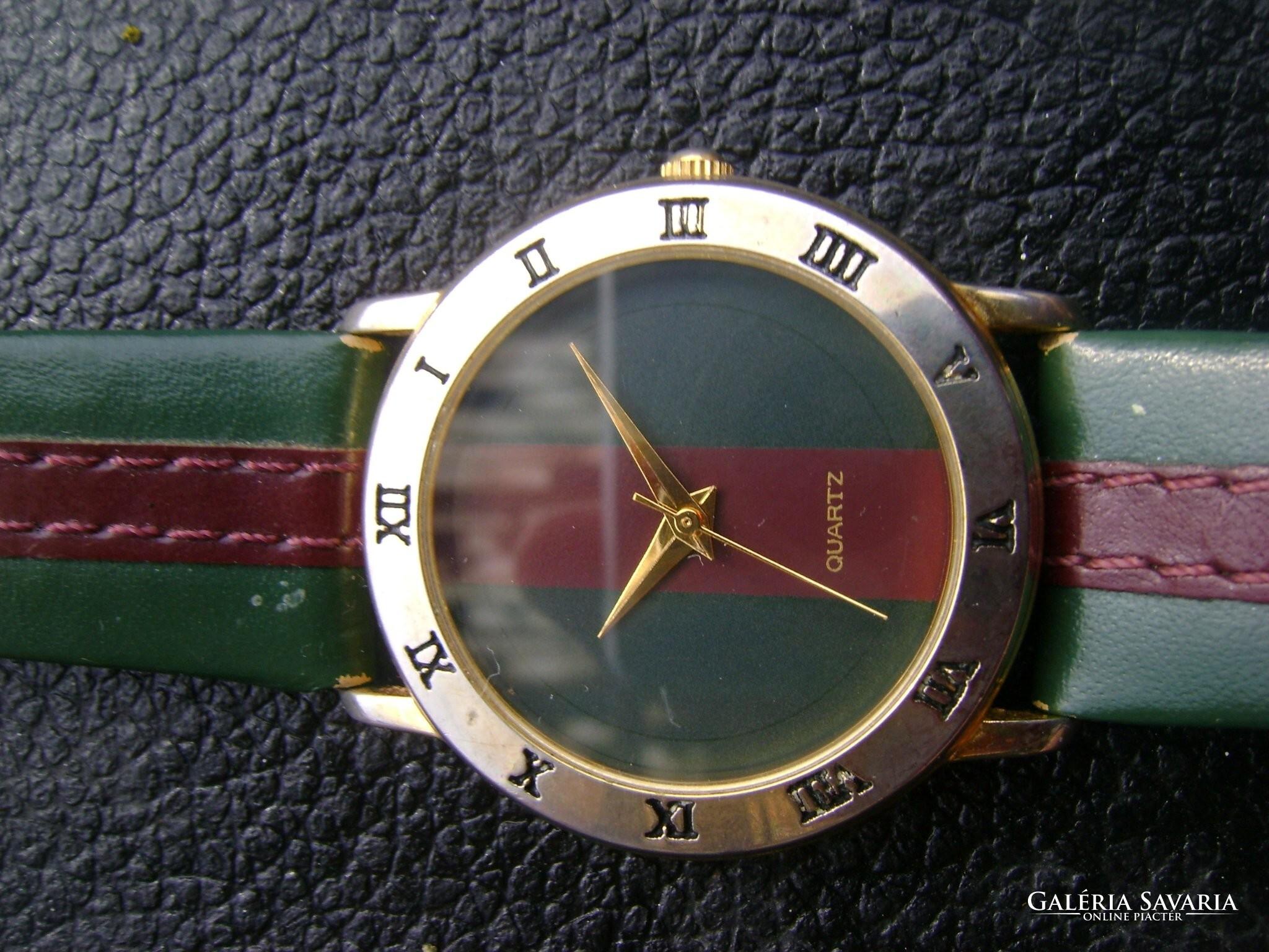 Cartier stilusú ffi öltöny óra nagyon szépen letisztult darab - Óra ... 3e740fa9a8