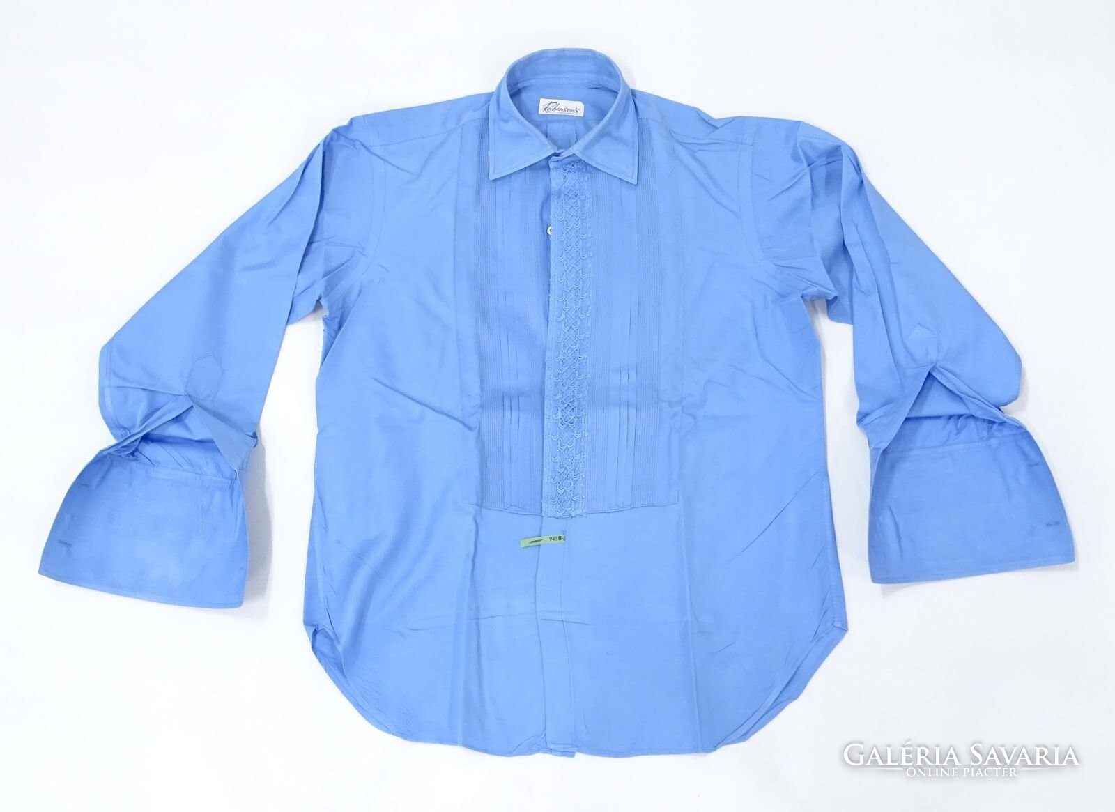 a54bf35911 0U773 Gyönyörű Robinson's California kék férfi ing - Wardrobe ...