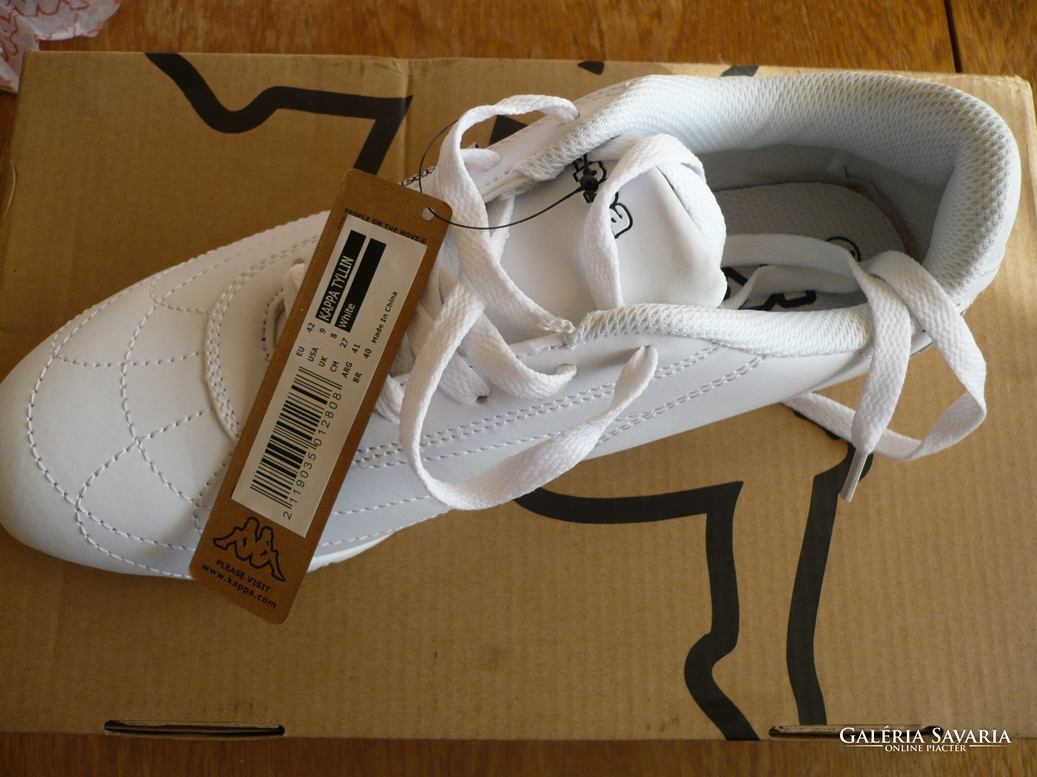 cd5875ccfa55 Kappa men's sports shoes in their original packaging - Wardrobe ...