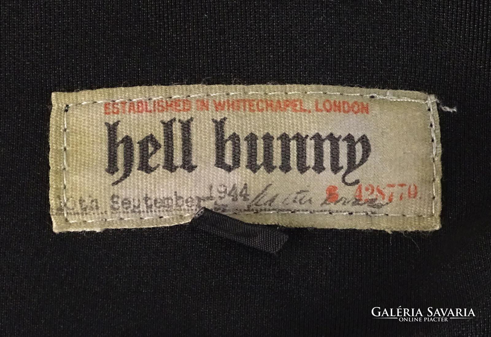 0V804 Fekete Hell Bunny ceruzaszoknya Gardrób | Galéria