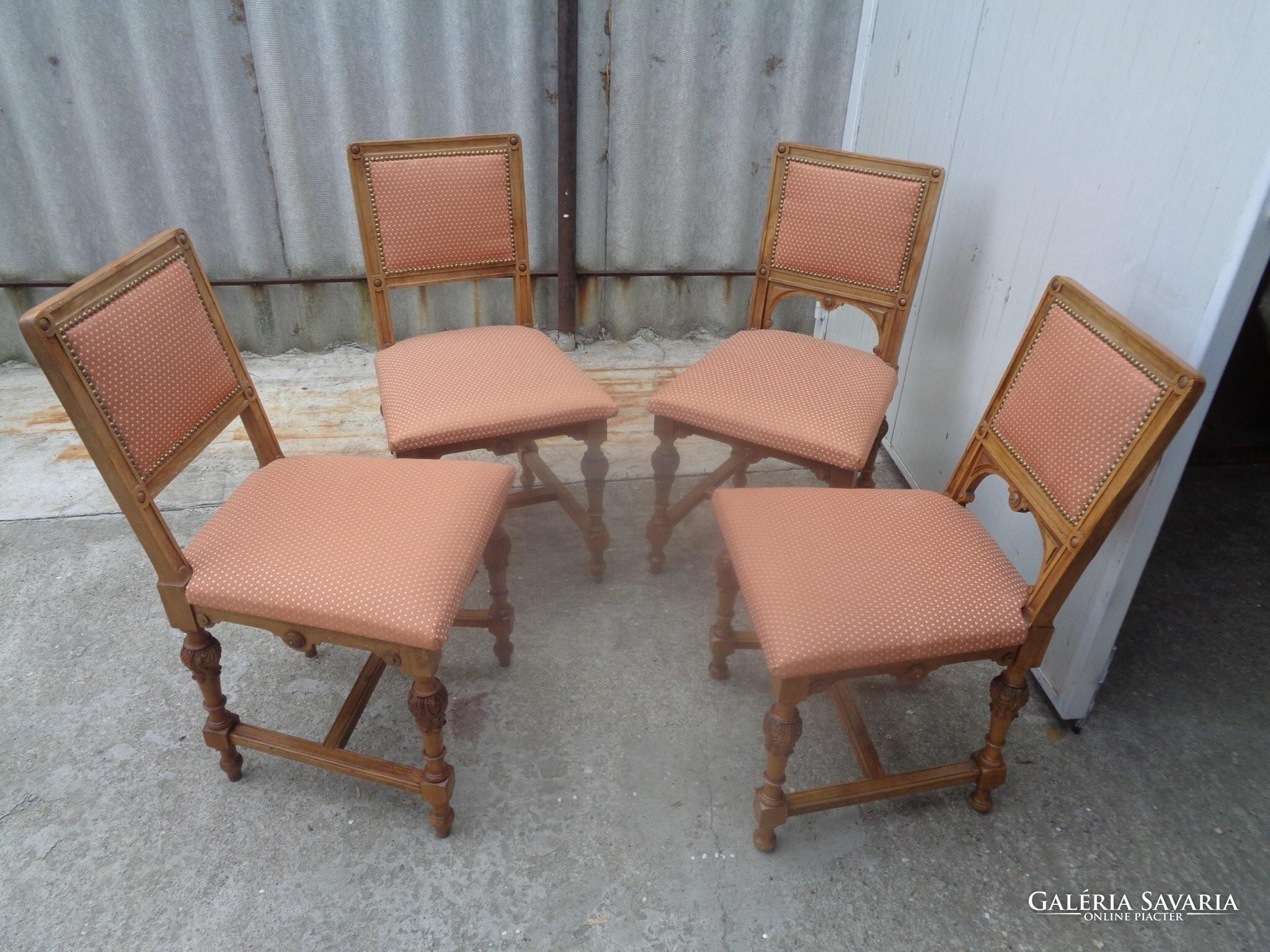 Faragott szék garnitúra Bútor | Galéria Savaria online