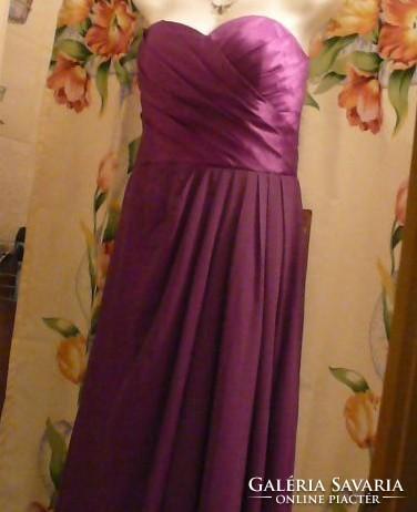 Gyönyörű lila hosszú alkalmi ruha Wardrobe   Galeria